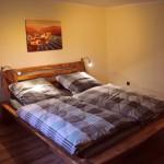 Ferienhaus Neu - kleines Doppelschlafzimmer