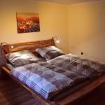 Ferienhaus Neu - Doppelschlafzimmer klein