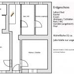 Ferienhaus Neu - Grundriss EG